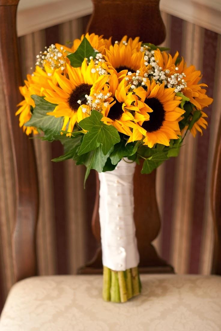 Memorable Wedding: Sunflower Wedding Theme - A Sunny Idea ...