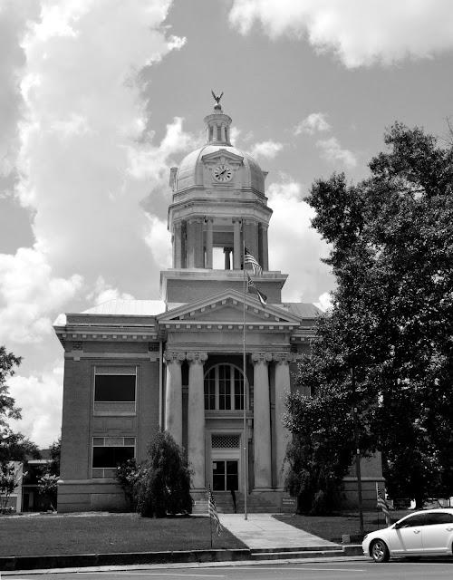 Chickasaw County Courthouse Hickory Ridge Studio