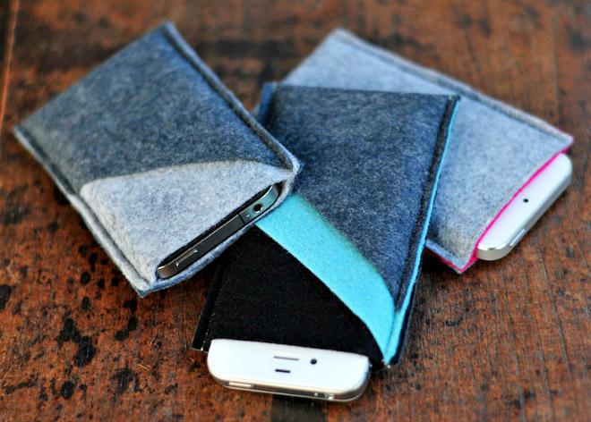 Чехлы для мобильных телефонов сшить