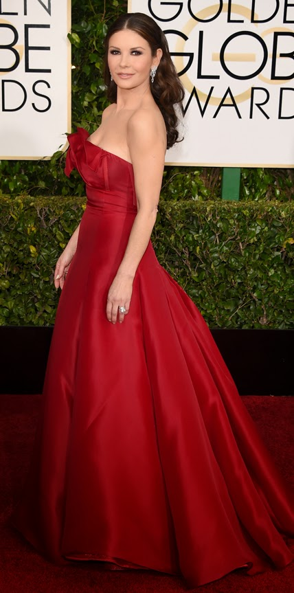 Golden Globes 2015 Best Dressed