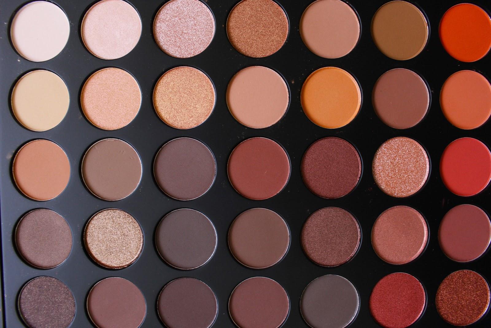 morphe brushes 35o palette