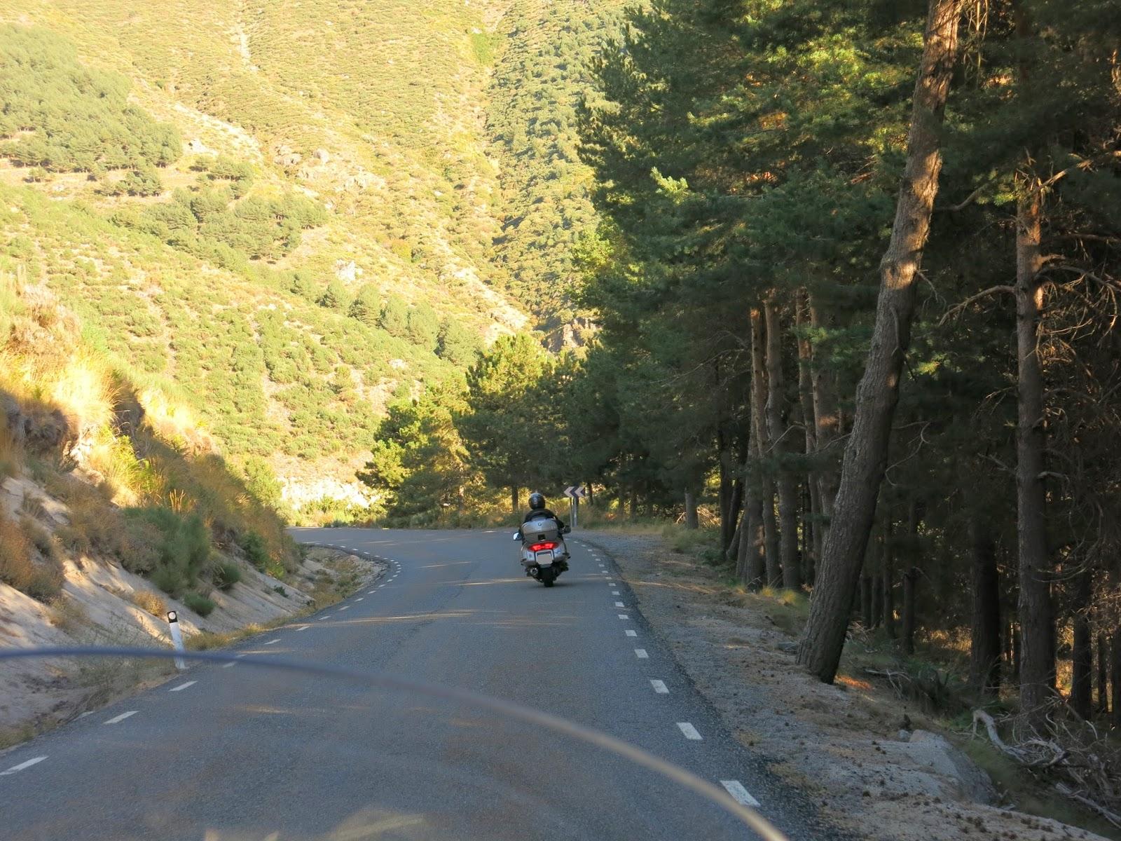 Ruta en Moto por la Sierra de Gredos, Béjar y la Peña de Francia
