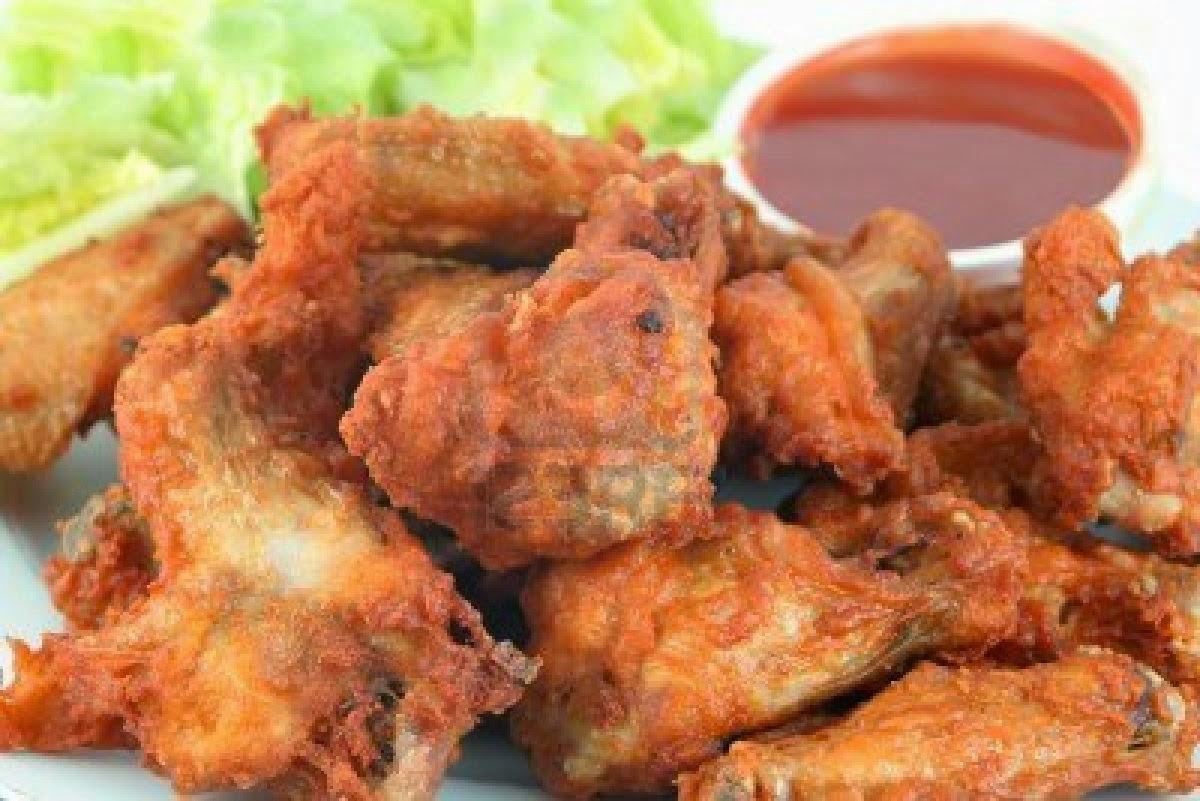 Bocaditos Salados, Alitas de Pollo