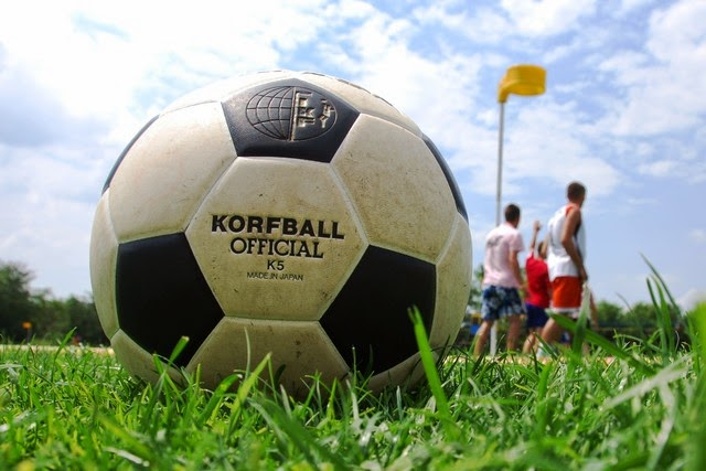 Get in shape with korfball !!