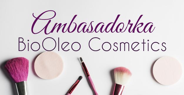 Ambasadorka BioOleo Cosmetics