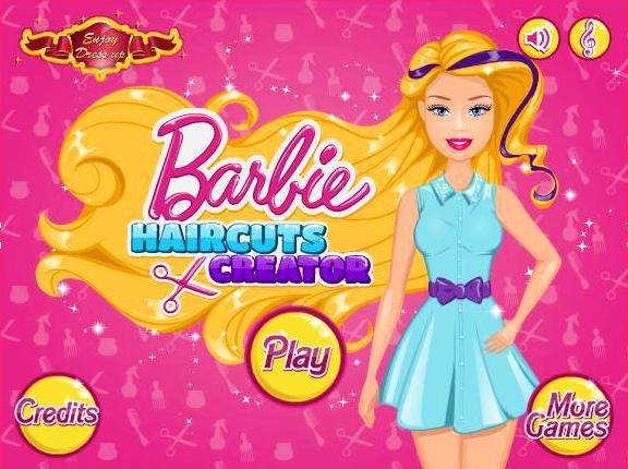 Barbie Haircut Games-Barbie Haircuts Creator