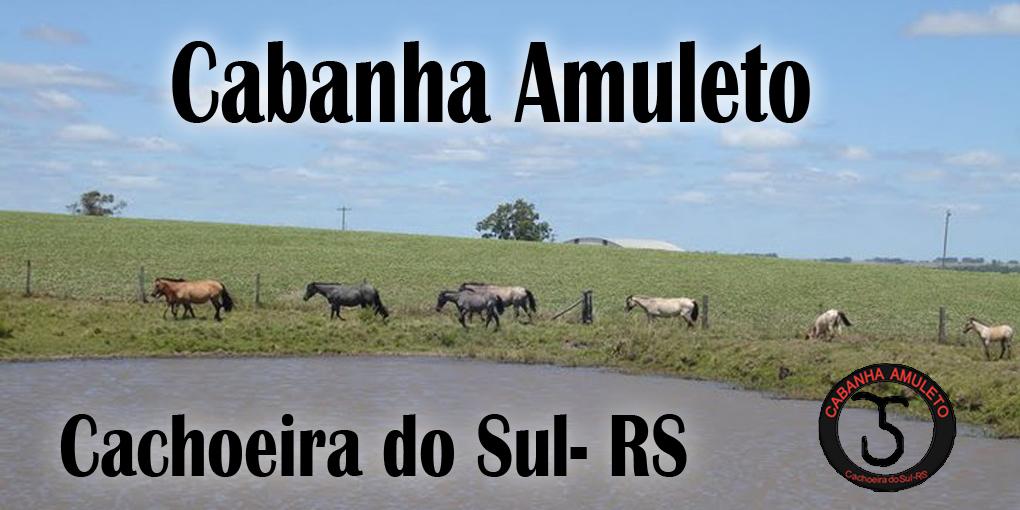 CABANHA AMULETO