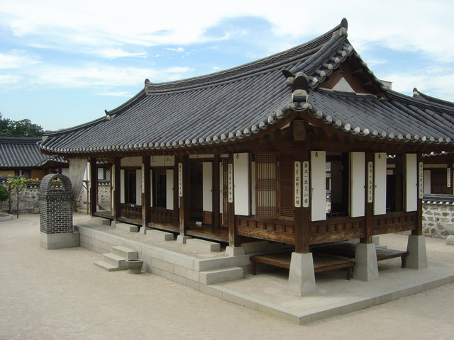 Ethnic Korean House Design
