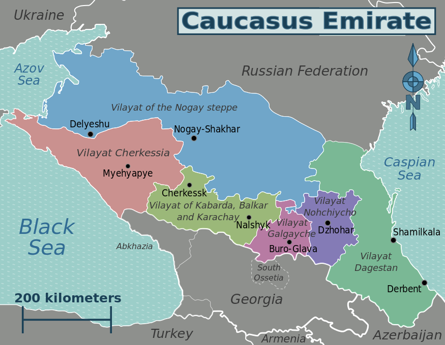 Springtime Of Nations - Abkhazia map black sea