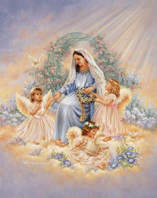 Imágenes Navideñas y Católicas by Dona Gelsinger
