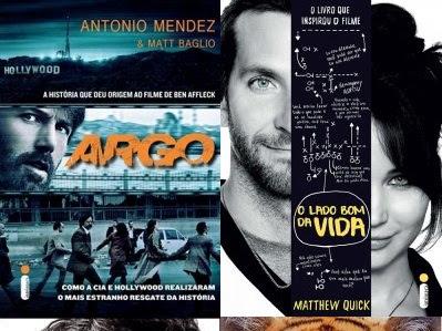 Oscar 2013: Roteiros Adaptados baseados em livros