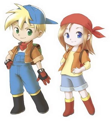 Macam - Macam Game Harvest Moon - SeniGame