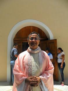 Diretor Espiritual Nacional do Movimento do Terço dos Homens da Mãe Rainha - PADRE PEDRO CABELLO