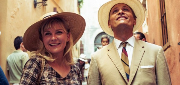 Viggo Mortensen e Kirsten Dunst em imagens inéditas do suspense The Two Faces of January