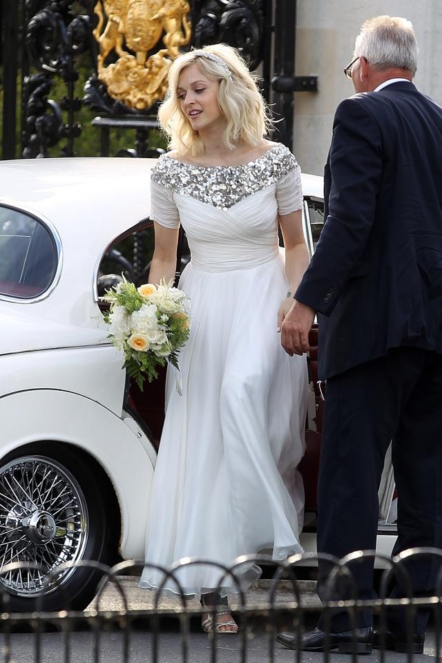 Fearne Cotton Wedding Dresses Unveiled