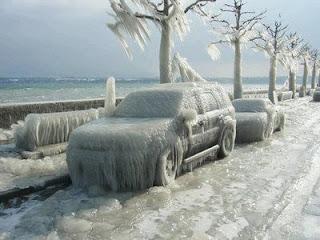 El Calentamiento Global o la Próxima Edad de Hielo
