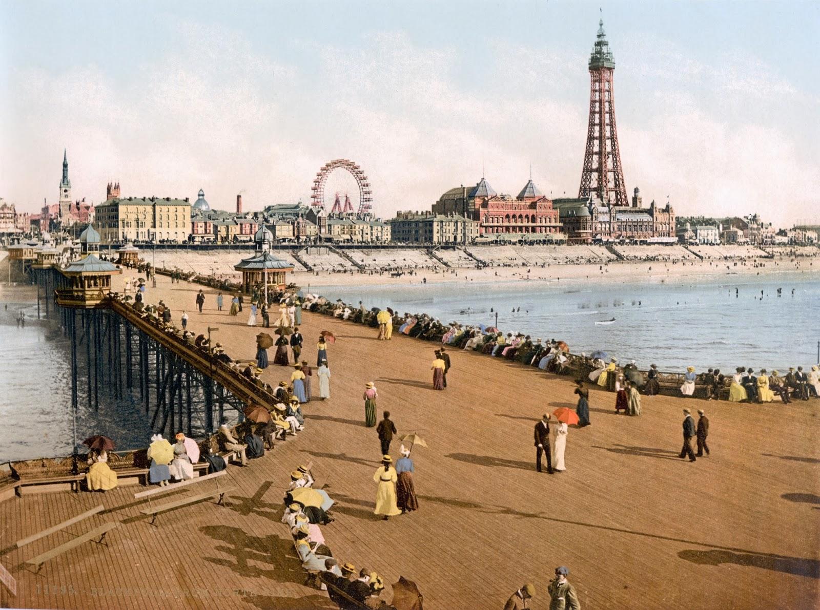 History in Photos: Photochroms - UK