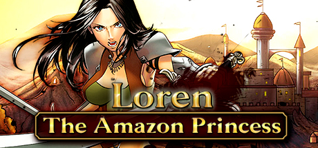 Loren The Amazon Princess PC Game Free Download