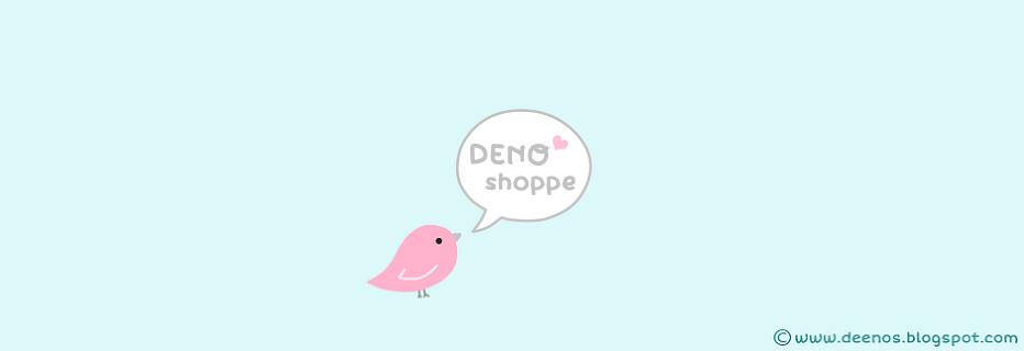 ✿ Deno Blogshop ✿