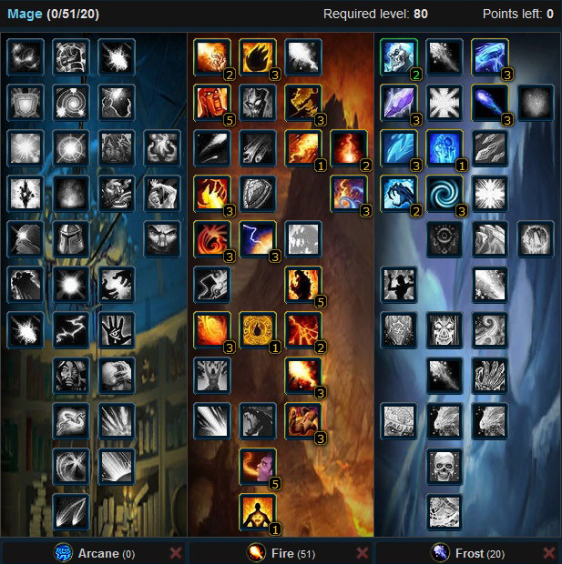 Mage build patch 504