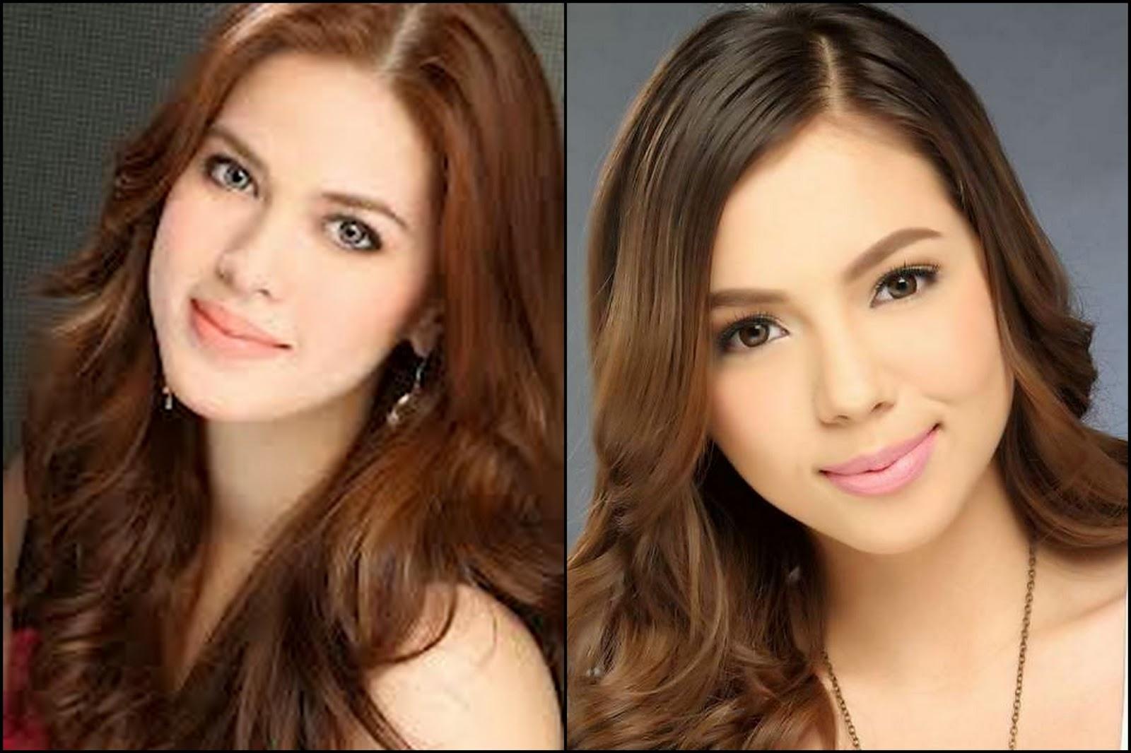 alike look Angelica panganiban