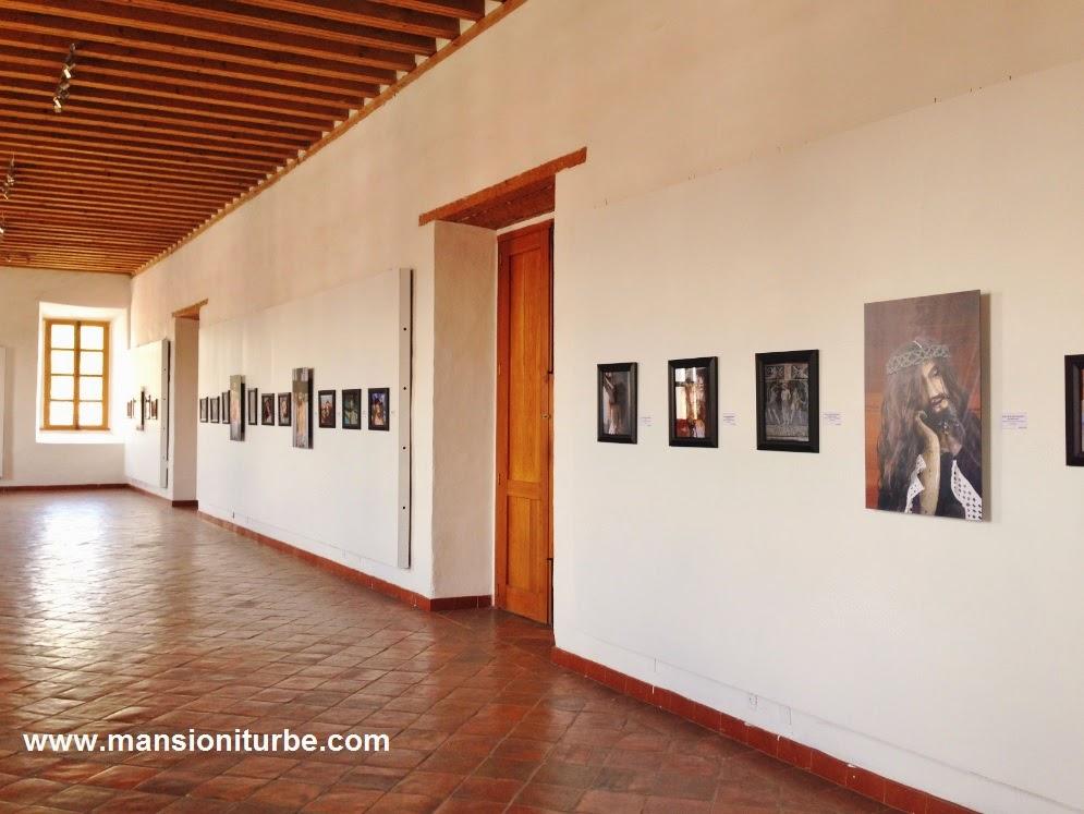 Exposición Cristos en el Centro Cultural Antiguo Colegio Jesuita