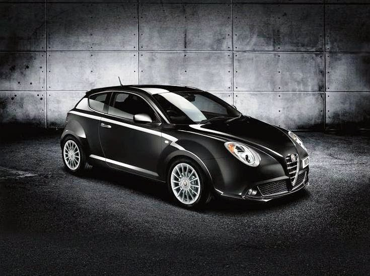 New Alfa Romeo Mito Wallpaper
