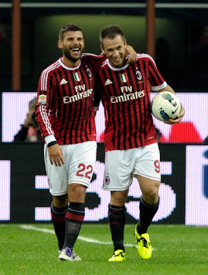 Milan Parma 4-1 highlights sky