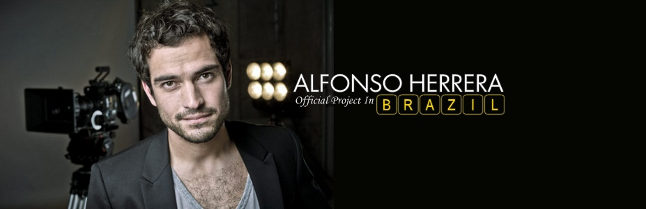 Alfonso Herrera Official Project in Brazil