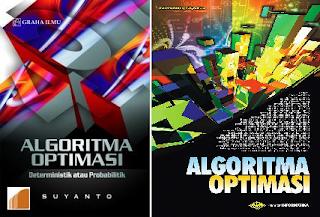 Pengertian Algoritma Optimasi
