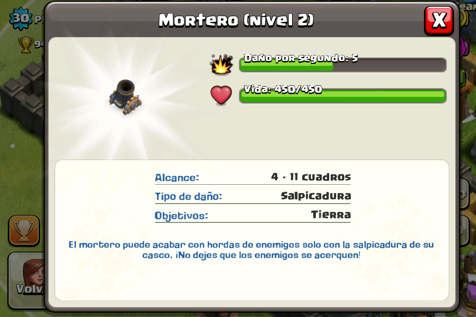 Clash of Clans ayuda