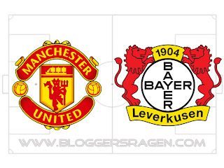 Prediksi Pertandingan Bayer Leverkusen vs Manchester United