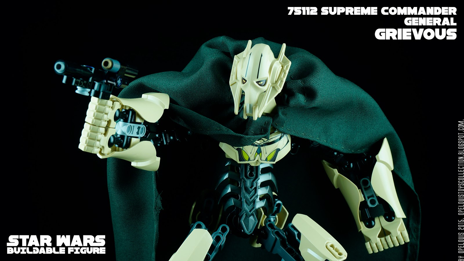 Star Wars General Grievous Toys : Opelouis s toys collection lego star wars buildable