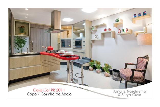 COZINHA DE APOIO by cocinayreposteros.blogspot.com