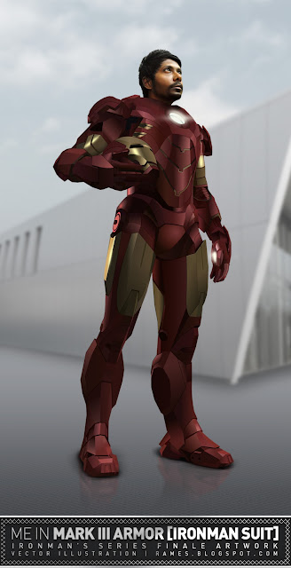 rames, iron man