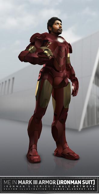 rames, iron man