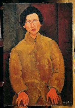 Palazzo Reale, Milan : Modigliani, Soutine et les artistes maudits