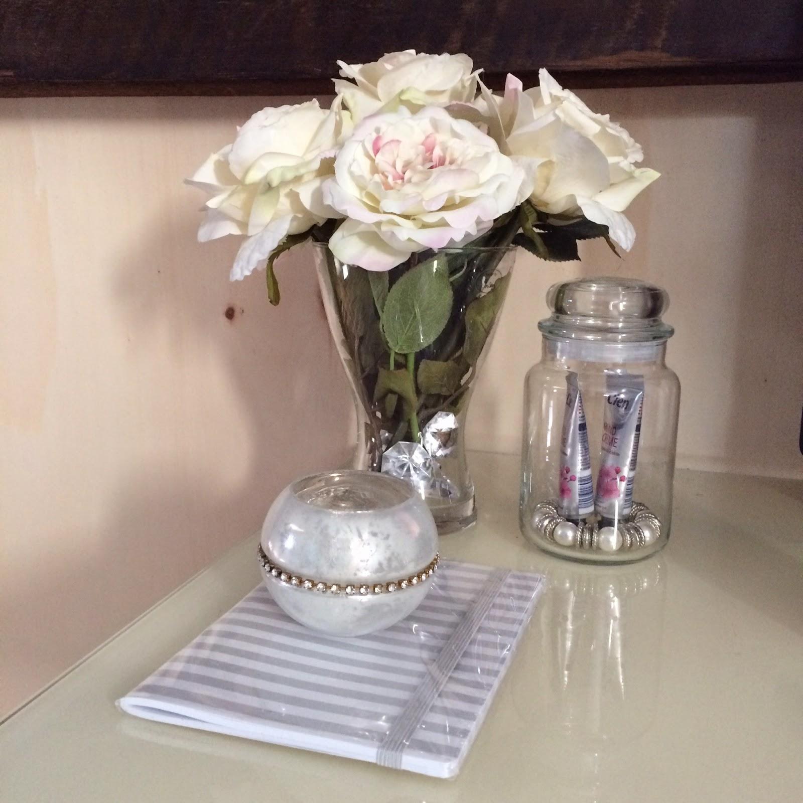 fleurs artificielles , deco , diy , jar , yankeecandle