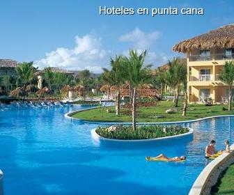 Los mejores hoteles en punta cana