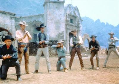 Dica Da Quanta – Cinema – Sete Homens E Um Destino (The Magnificent Seven)