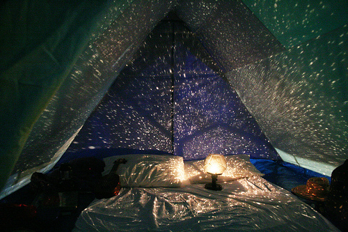 Dream Outdoor Camping Fort
