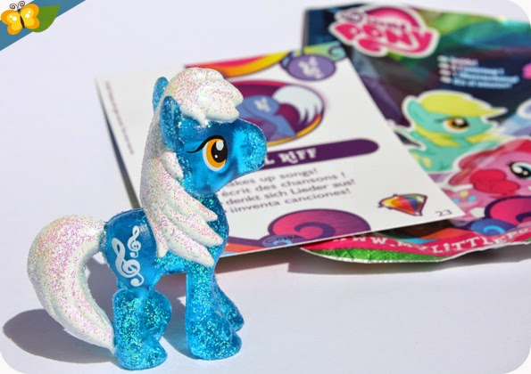 Figurine Royal Riff - My Little Poney - sachets mystère - série 10 - Hasbro