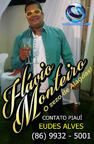 FLÁVIO MONTEIRO O ZEZO DE ALAGOAS