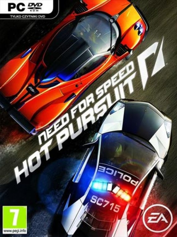 Game Need For Speed Hot Pursuit Limited Edition PC RePack ...