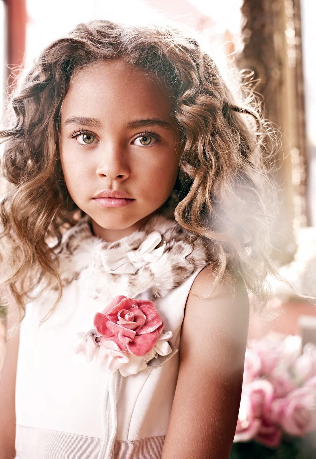 Alalosha Vogue Enfants Monnalisa Kids Fw2012
