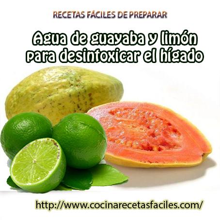 limones,guayabas,agua,canela