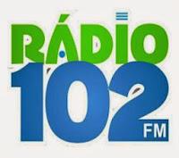 Rádio 102 FM da Cidade de Tubarão - Capivari da Cidade de Baixo ao vivo