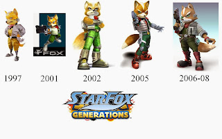 Star Fox Evolution