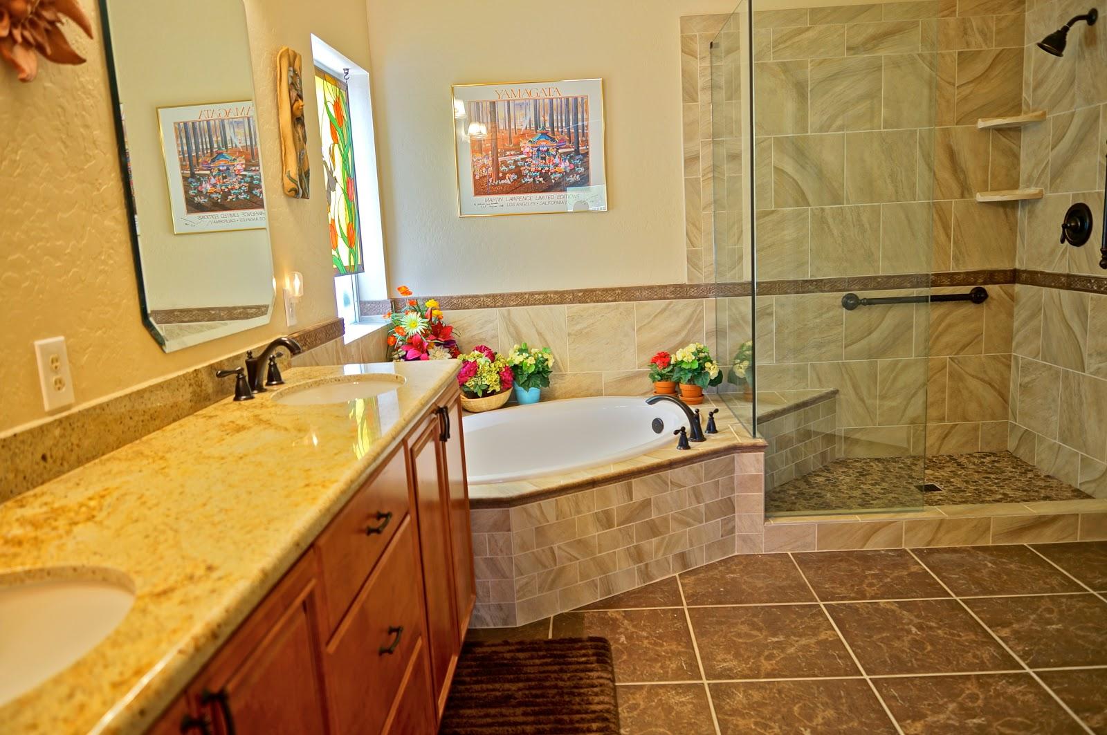 Phoenix tile flooring walls removal installation epa for Bath remodel in phoenix