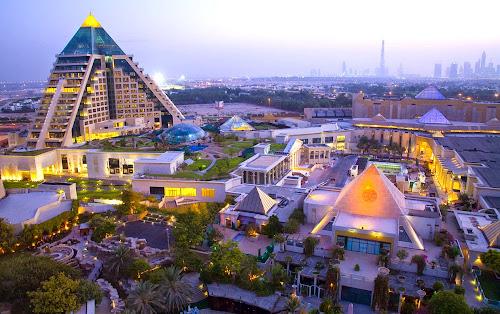 Wafi Mall - Dubai